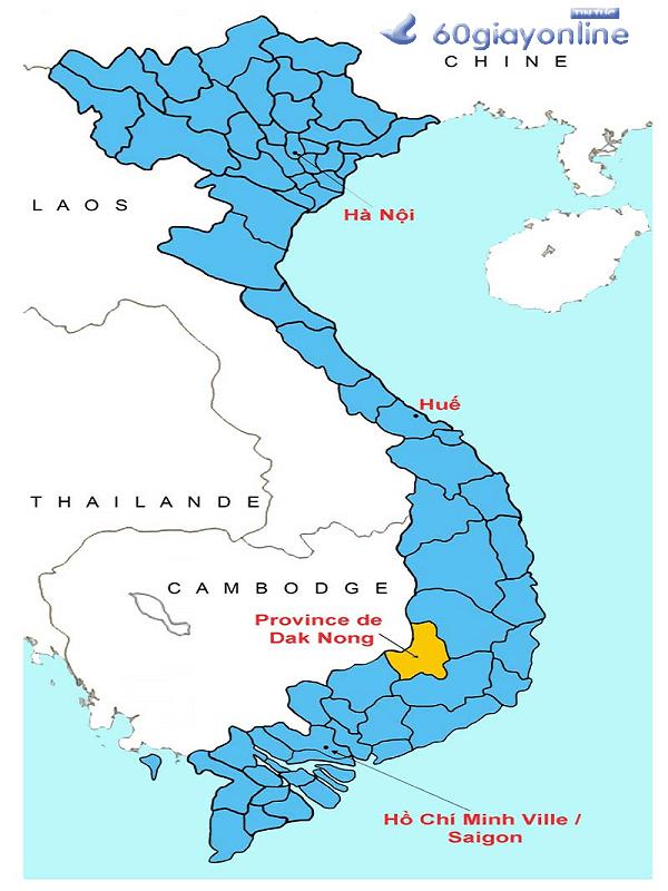 Xem Bản đồ Việt Nam Cac Tỉnh Thanh Mới Nhất 2019